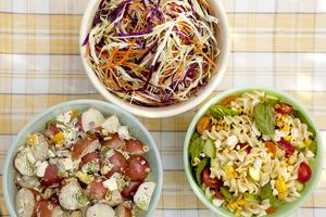 Cookout-Proof Salads