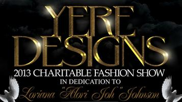 YERE'S 2013 CHARITABLE FASHION SHOW