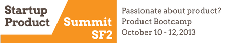 Startup Product Summit SF2