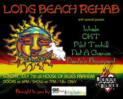 Let's Get Irie at HOB Anaheim