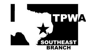 TPWA Southeast Branch - June Membership Meeting