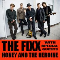 THE FIXX with special guests Honey & the Heroine