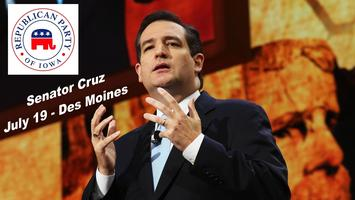 Event Sold Out- Ted Cruz at the Iowa GOP's Summer...