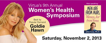 Virtua's Ninth Annual Women's Health Symposium