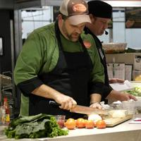 Green Vegetarian Cuisine Cooking Class - Southern...