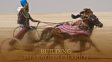 """Building Pharaoh's Chariot"" Film Screening"