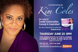 An Intimate Evening with KIM COLES