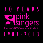 Private View of the Pink Singers Exhibition