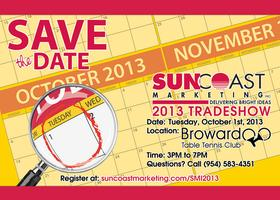 Suncoast Marketing End User Tradeshow 2013