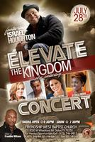 CANCELED - Elevate the Kingdom Concert