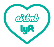 Airbnb Loves Lyft Drivers