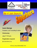 How to be a Job Search Superhero