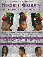 """THE SECRET GARDEN OF HAIR"" A NATURAL HAIR & FASHION..."