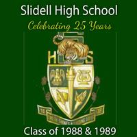 Slidell High 25 Year Reunion  1988 & 1989