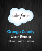 Orange County Salesforce.com User Group Meeting -...