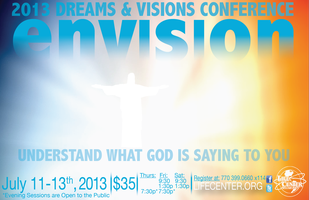 ENVISION: 2013 Dreams & Visions Conference