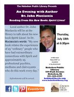 An Evening with Author Dr. Muciaccia