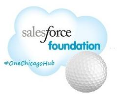 Salesforce.com MS Foundation Golf Outing