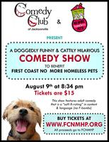 A Doggedly Funny & Cattily Hilarious Comedy Show