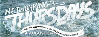 Networking Thursdays: August Session