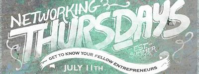 Networking Thursdays: July Session