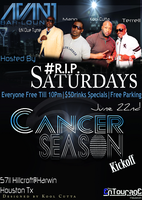 CANCER SEASON KICKOFF + LADIES NIGHT PT1 @AVANI LOUNGE