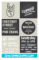 The 6th Annual Chestnut Street Pub Crawl