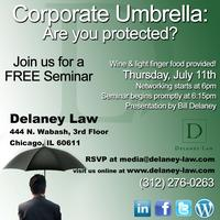 Corporate Umbrella: Are You Protected?