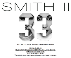 SMITH II #33# Collection Runway Presentation