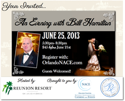 An Evening with Bill Hamilton - The NACE & ABC Wedding...