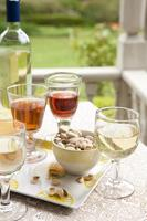 Summer Wine and Cheese Tasting