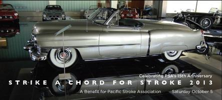Pacific Stroke Association 15th Anniversary Gala