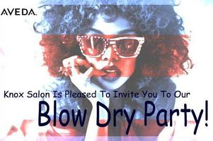 Knox Salon's Independence Day Blow Out Bash!