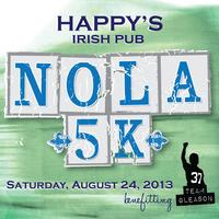 Happy's Irish Pub NOLA 5k