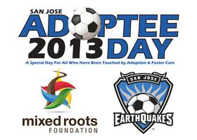 Adoptee Day with the San Jose Earthquakes
