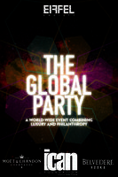 The Global Party 2013: Supporting Pierre Thomas's iCan...