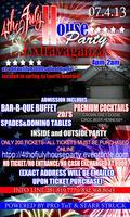 """The All-Inclusive """"4TH OF JULY"""" HOUSE PARTY..."""