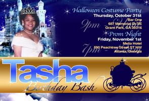 Birthday Bash - Can't Attend? Donate To Tasha's...
