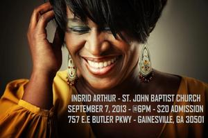 Ingrid Arthur 'Love's In Need' Concert with Special...