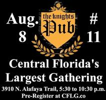 Central Florida's Largest Gathering #11 on Aug. 8