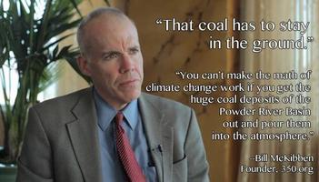 PNW Against Fossil Fuel Exports, with Bill McKibben