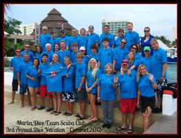 Scuba Club Social - Cozumel Kick Off!