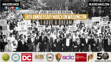 50th Anniversary of the March on Washington and 'I...