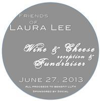 Friends of Laura Lee Wine and Cheese Reception