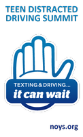 2013 NOYS Teen Distracted Driving Summit Registration