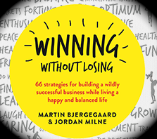 Winning Without Losing: Strategic guide for success...