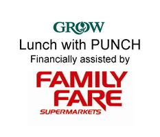 Lunch with Punch: December 2013
