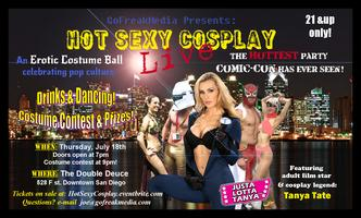 Hot Sexy Cosplay Live: An Erotic Costume Ball for...