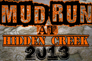80's Style Mud Run at Hidden Creek