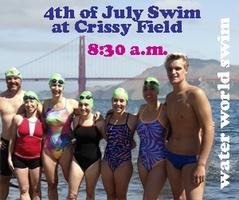 THURSDAY SPECIAL 4th OF JULY SWIM-8:30 a.m.